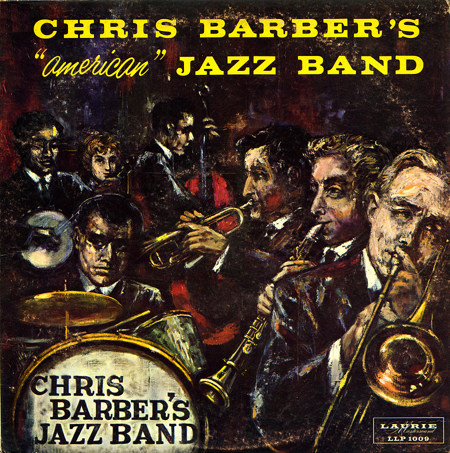 Chris Barber's Jazz Band - Petite Fleur = Little Flower