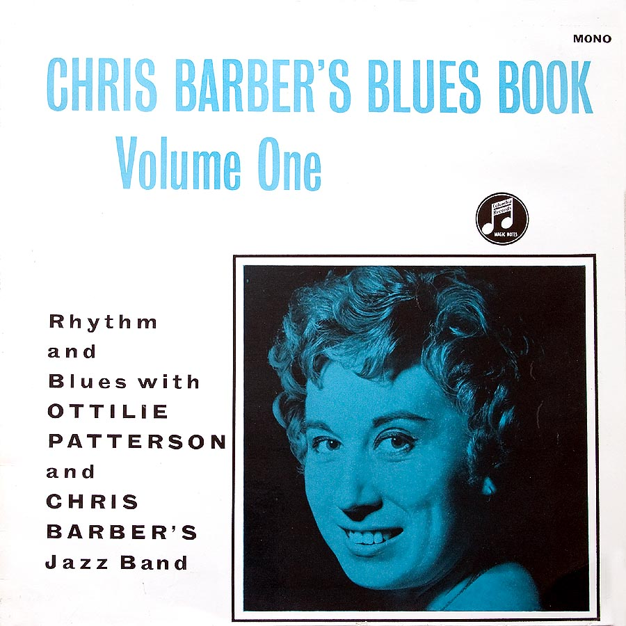 Barber Blues : Chris Barber LPs: Chris Barbers Blues Book