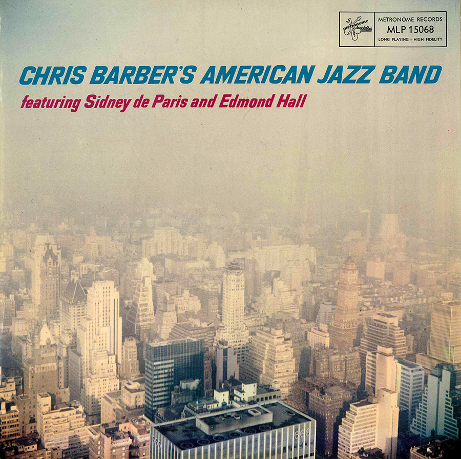 Chris Barber - In Hamburg - Live In Concert