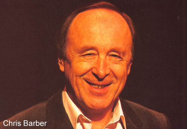 Barber Blues : Chris Barber: Jazz & Blues Band, 1986 to 1988