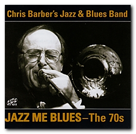 Barber Blues : ... reflects much of the work of Chris Barber as described in his book