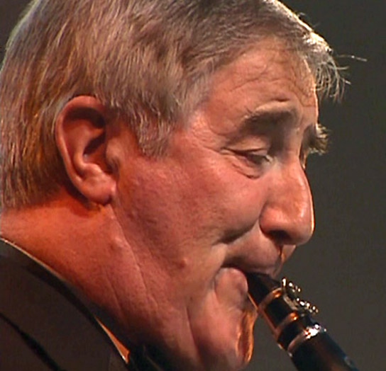 Old Rugged Cross Saxophone: The Chris Barber Band, 1954 To Today: The Players